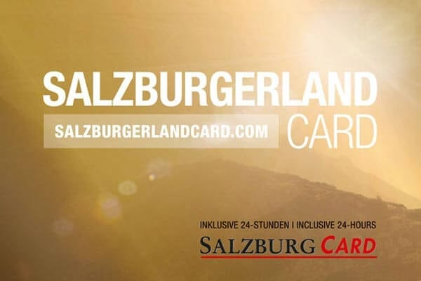 Salzburger Land Card Logo