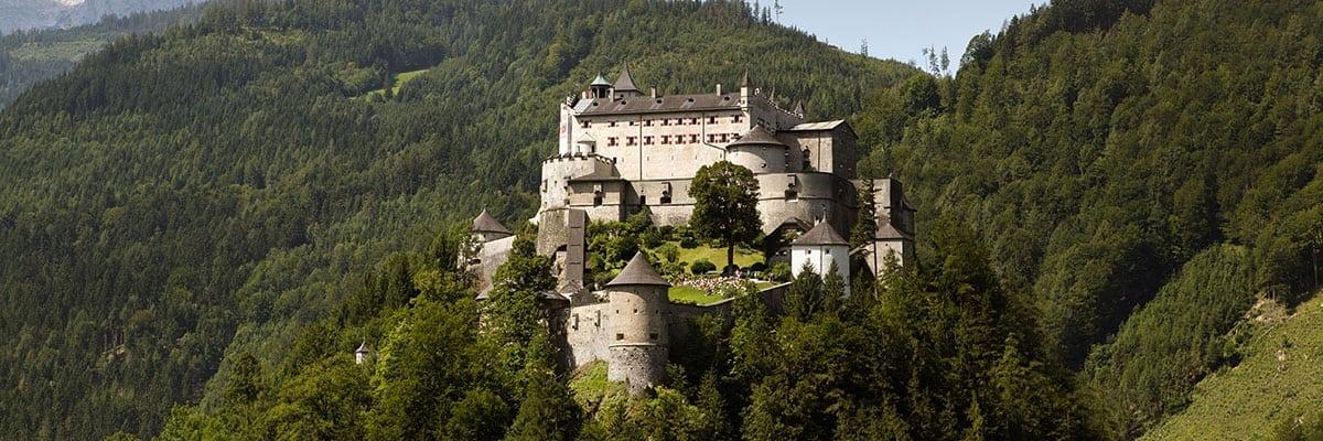 Ausflugsziel Burg Salzburg