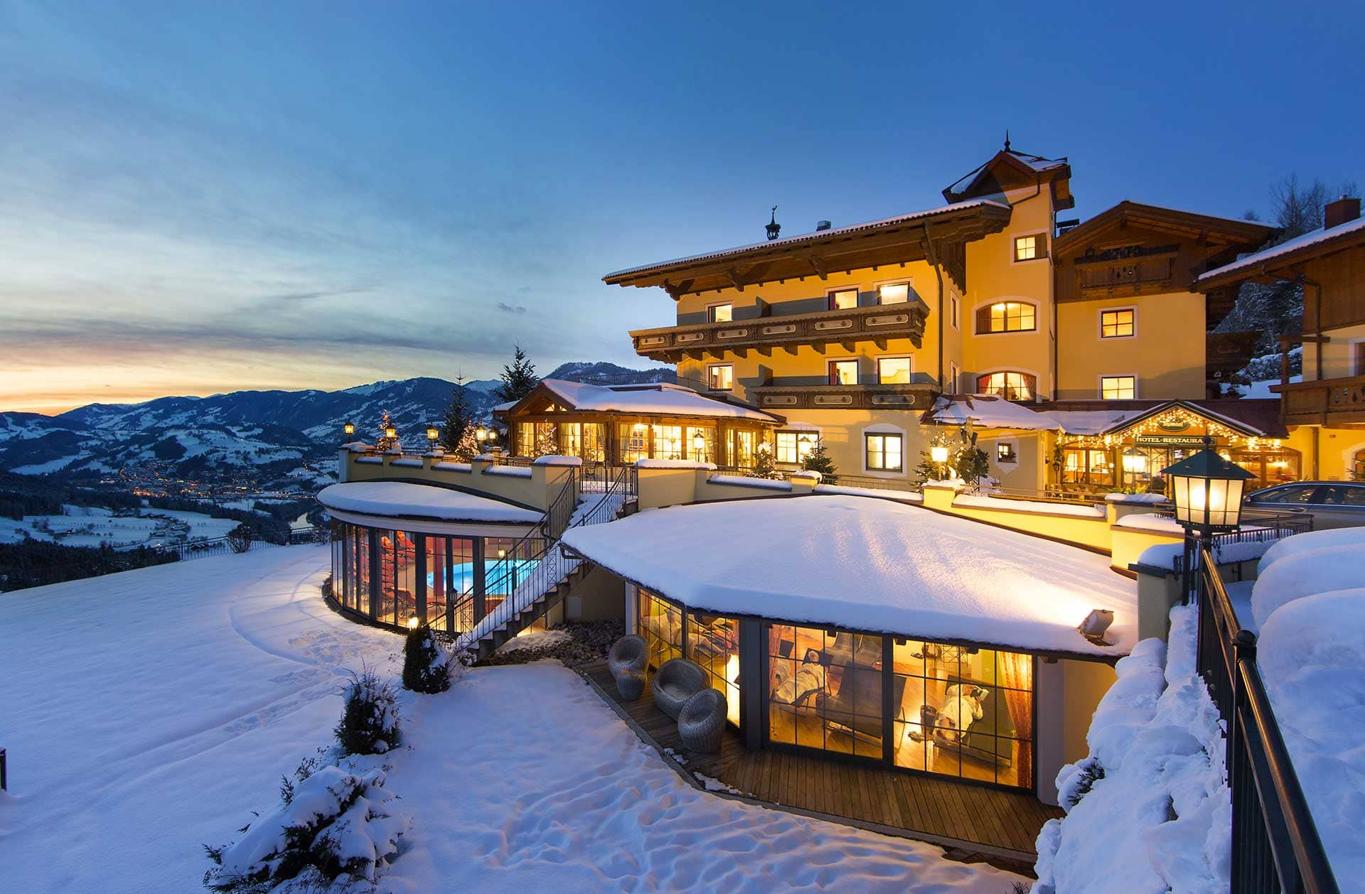 Hotel Pension Alpenhof