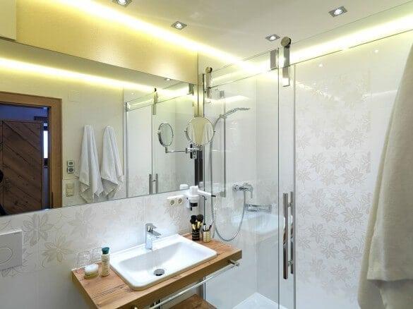 Badezimmer Hotelzimmer Gut Berg