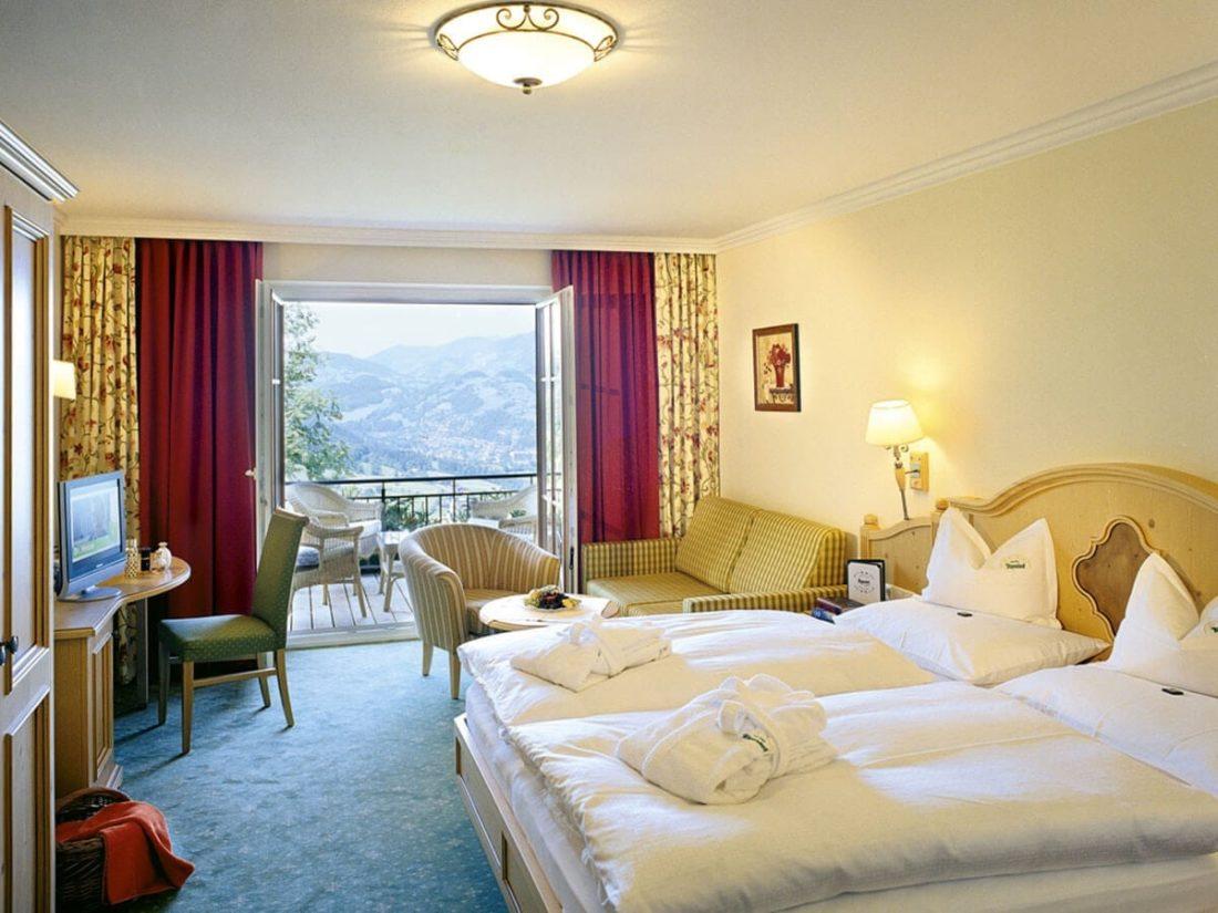 Hotelzimmer Schlafen