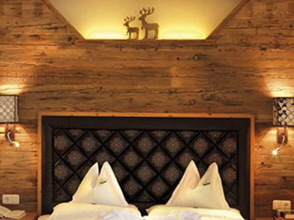 Hotelzimmer edel Gut Berg