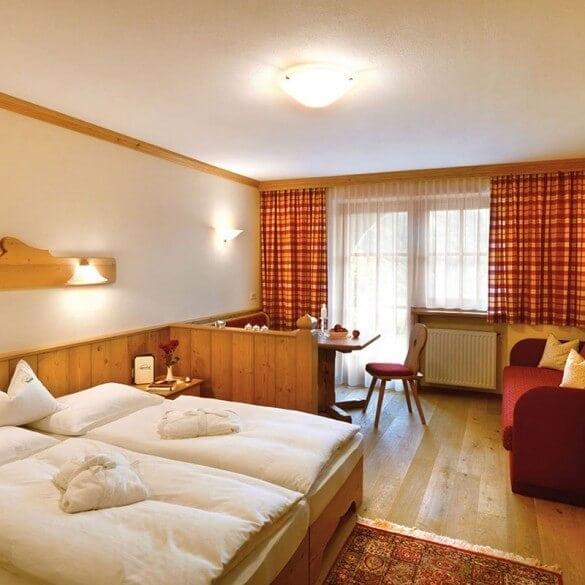Hotelzimmer Gut Berg