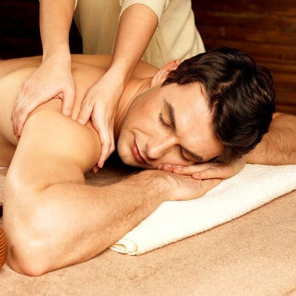 Massage für Männer Gut Berg