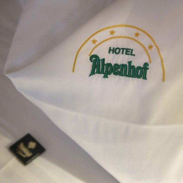 Serviette Hotel Gut Berg