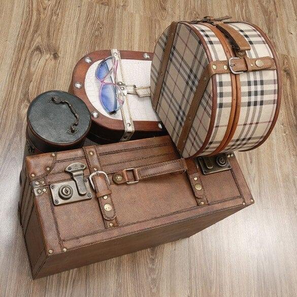 Koffer Hotel Gut Berg