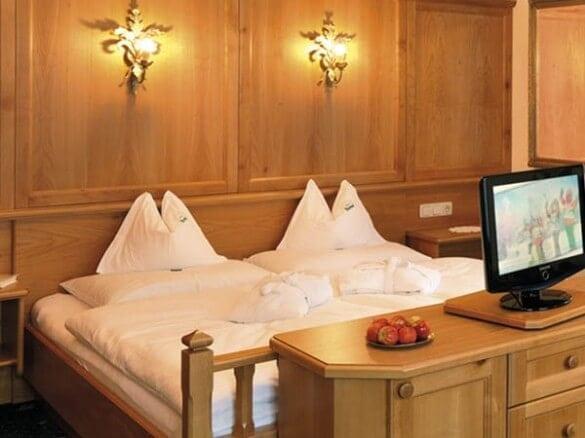 Komfortzimmer Doppelbett