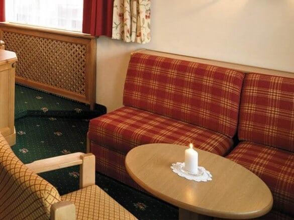 Komfortzimmer Couch