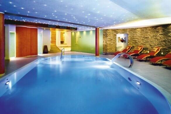 Indoorpool Wellness Gut Berg